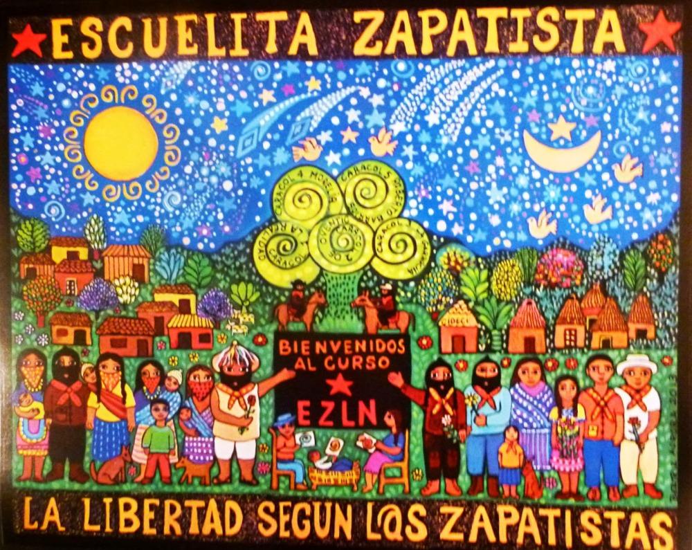 BEATRIZ AURORA - Escuelita Zapatista